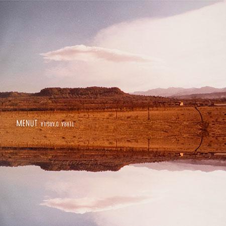 Portada del disco «Terra d'argila» de Menut.