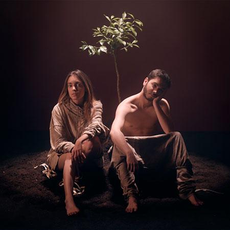 Júlia y Pau Serrasolsas.