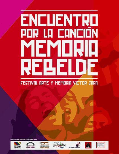 Encuentro por la Canción Memoria Rebelde.