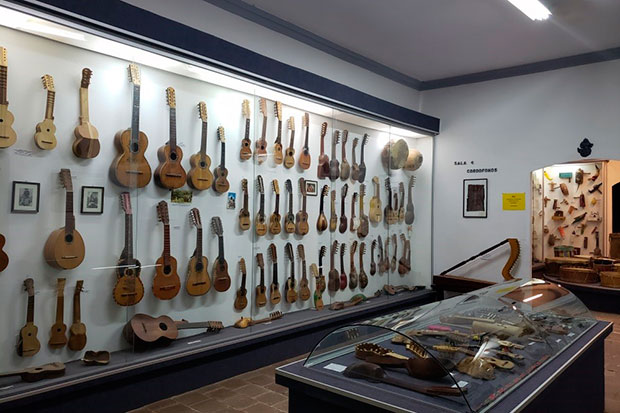 Museo del charango.