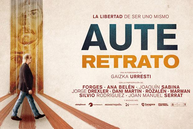 El 13 de septiembre se estrena «Auterretrato», una celebración a la obra de Luis Eduardo Aute.