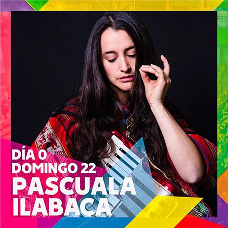 II FAM Festival Arte y Memoria Víctor Jara 2019: Pascuala Ilabaca.