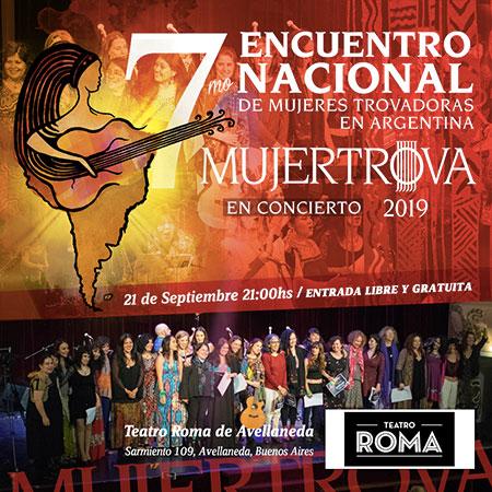 VII Encuentro nacional de mujeres trovadoras MujerTrova 2019.