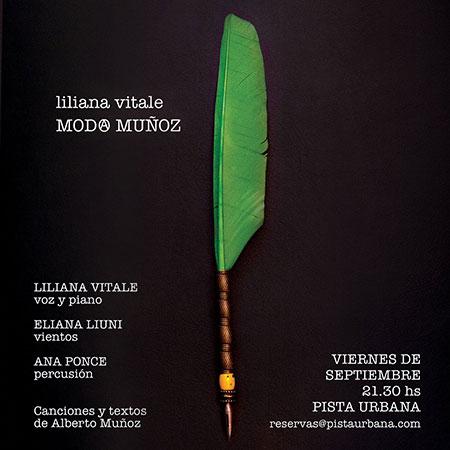 Liliana Vitale pone de moda a Alberto Muñoz en «Mod@ Muñoz».
