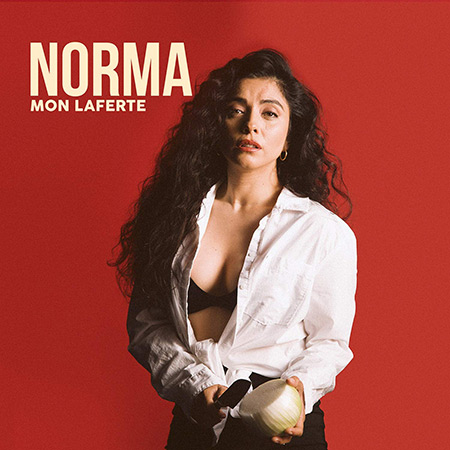 Portada del disco «Norma» de Mon Laferte.