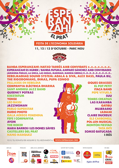 11 Festival Esperanzah! 2019.