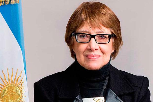 Teresa Parodi.
