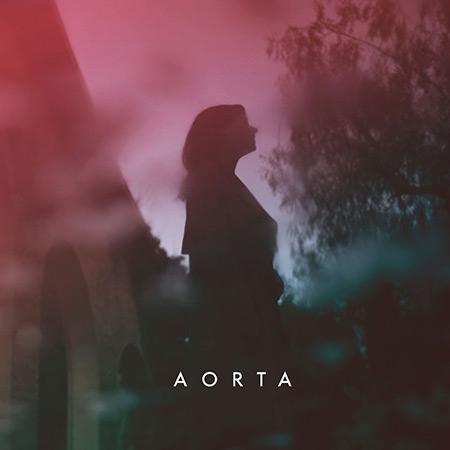 Portada del disco «Aorta» de Clàudia Cabero.
