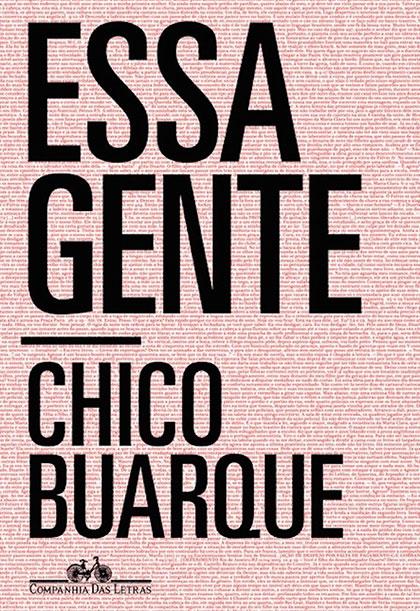 Portada del libro «Essa Gente» de Chico Buarque.
