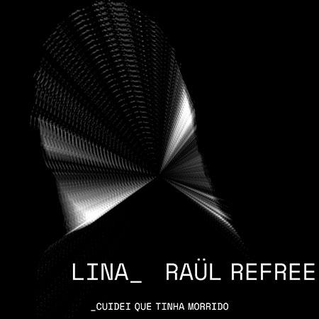 Portada del single «Cuidei que tinha morrido» de Lina y Raül Refree.