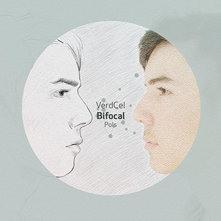 Portada del disco «Bifocal» de VerdCel.