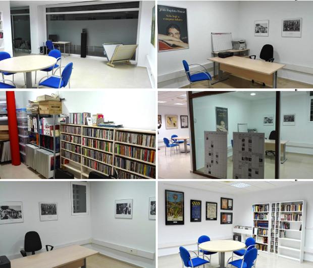 Centro Lucini de la Canción de Autor.