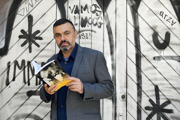 Juan Miguel Morales. © Omar Jurado