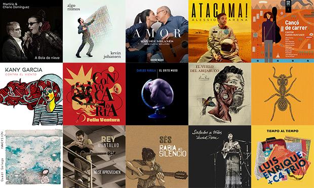 15 discos imprescindibles del 2019.