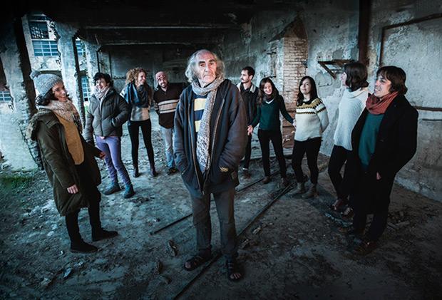 Orchestra Fireluche & Pau Riba.