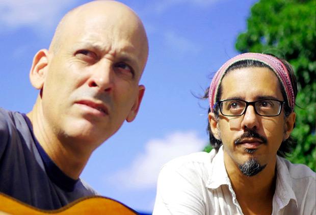 Leonardo García & Inti Santana.
