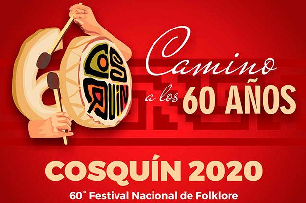 60 Festival Nacional de Folclore de Cosquín 2020.