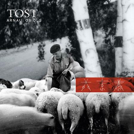 Portada del disco «Tost» de Arnau Obiols.