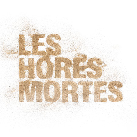 Portada del disco «Les hores mortes» de Pau Alabajos.