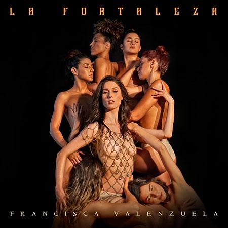 Portada del disco «La fortaleza» de Francisca Valenzuela.