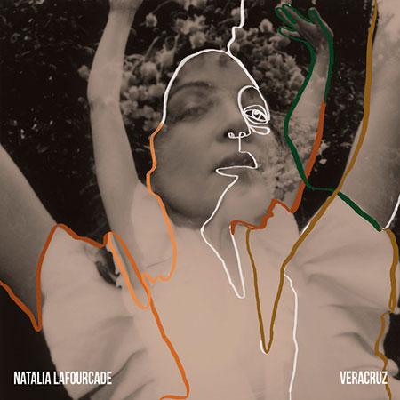 Portada del single «Veracruz» de Natalia Lafourcade.