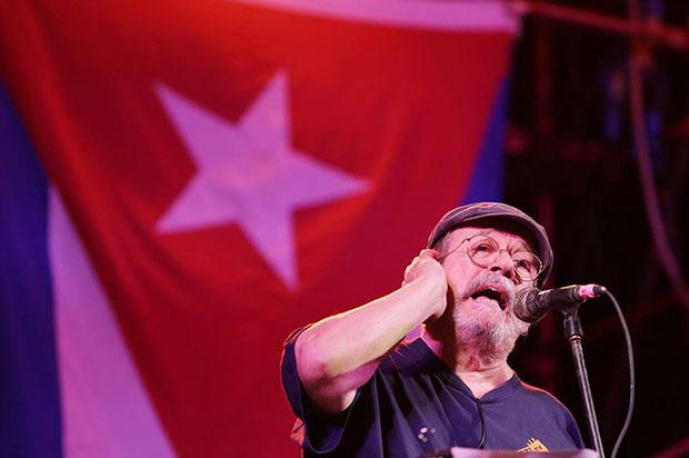 Silvio Rodríguez. © Gabriel Guerra Bianchini