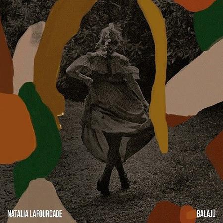 Portada del single «El balajú / Serenata huasteca» de Natalia Lafourcade.