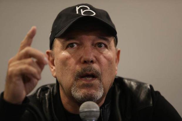 El cantante panameño Rubén Blades. © EFE|Sáshenka Gutiérrez