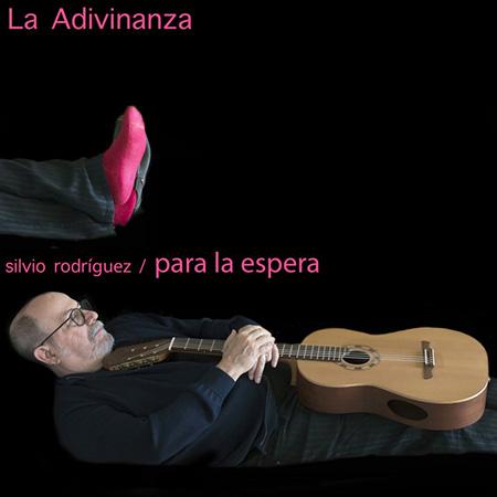 Portada del single «La adivinanza» de Silvio Rodríguez.