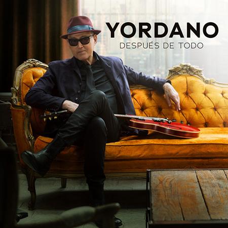 Portada del disco «Después de todo» de Yordano.