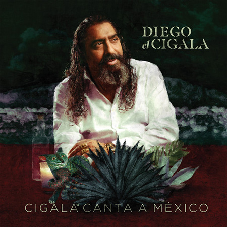 Diego El Cigala Lanza Cigala Canta A México