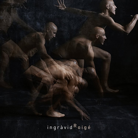Portada del disco «Ingràvid» de Roigé.