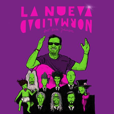 Portada del single «La Nueva Normalidad» de La Boa de Isaac.