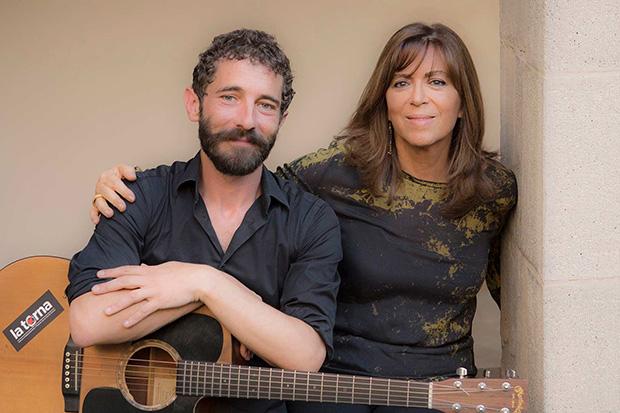 Borja Penalba y Maria del Mar Bonet. © Juan Miguel Morales