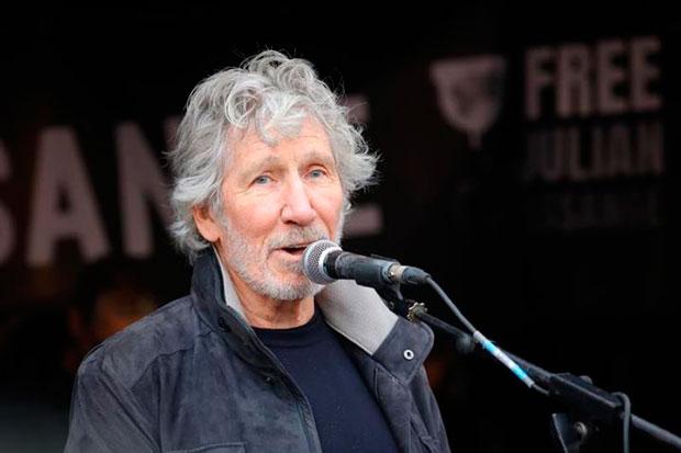 Roger Waters, uno de los cofundadores de la legendaria banda británica de rock Pink Floyd. © EFE|EPA|Vickie Flores