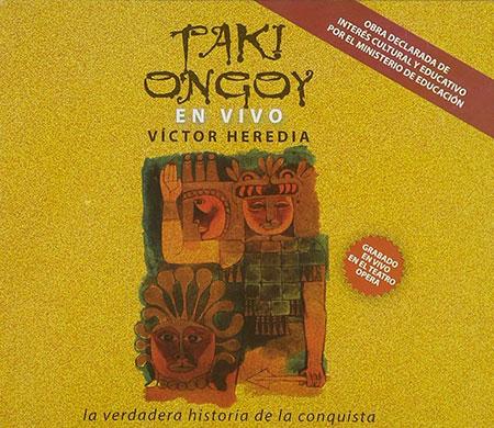 Taki Ongoy de Víctor Heredia.
