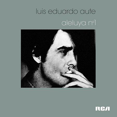 Portada del single «Aleluya Nº 1» de Luis Eduardo Aute.