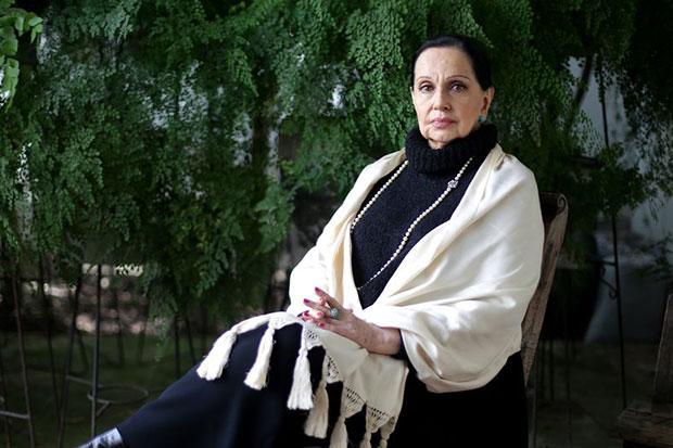 Alicia Maguiña.