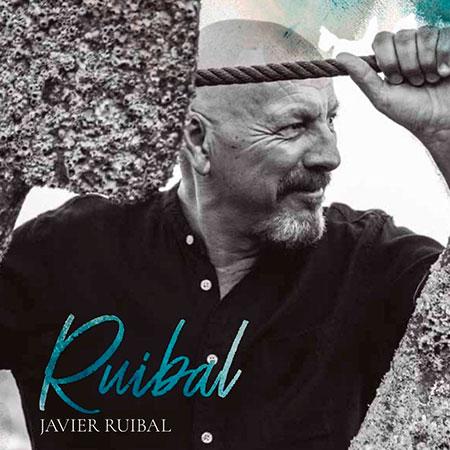 Portada de disco «Ruibal» de Javier Ruibal.