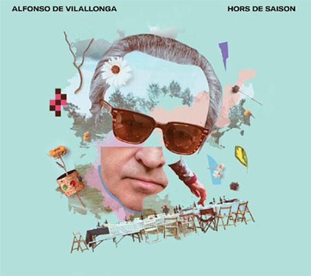 Portada del disco «Hors de saison» de Alfonso Vilallonga.