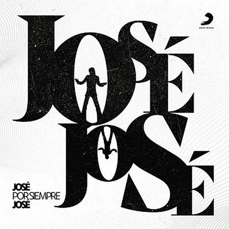 Portada del disco «José por siempre José» de José José.