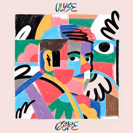 Portada del disco «Ulyse» de Gepe.