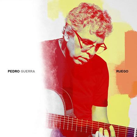 Portada del single «Ruego» de Pedro Guerra.