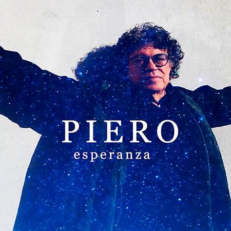 Portada del single «Esperanza» de Piero.