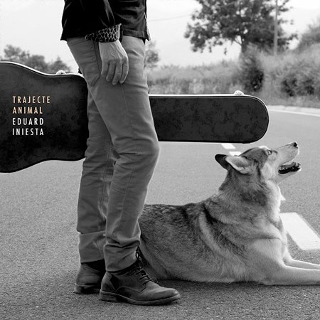 Portada del disco «Trajecte Animal» de Eduard Iniesta.