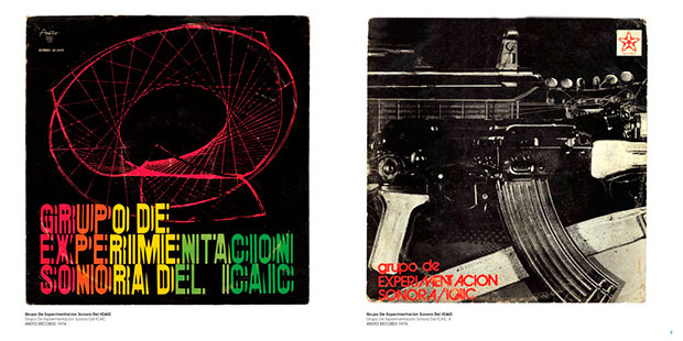 «Cuba: Music and Revolution: Original Album Cover Art of Cuban Music: Record Sleeve Designs of Revolutionary Cuba 1959-90».