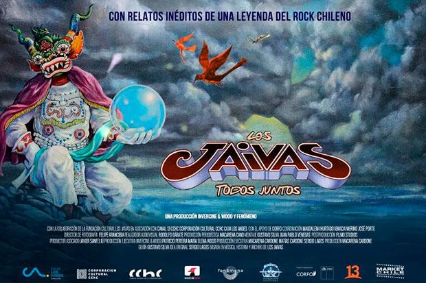 «Todos juntos», un documental que relata la historia Los Jaivas.