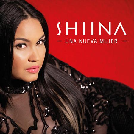 Portada del disco «Una nueva mujer» de Shiina.