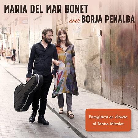 Maria del Mar Bonet amb Borja Penalba [Maria del Mar Bonet - Borja Penalba]