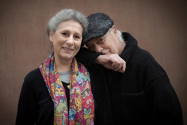 Joan Isaac & Carme Sansa © Juan Miguel Morales